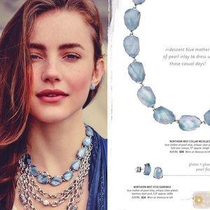 Chloe + Isabel Jewelry - Chloe + Isabel Northern Mist Stud Earrings